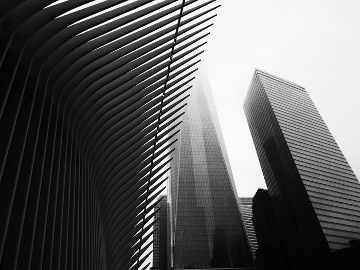 Architecture Blinds Building Exterior Built Structure City Day Low Angle View Modern No People Outdoors Sky Skyscraper