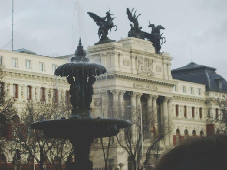 Madrid SPAIN Angels