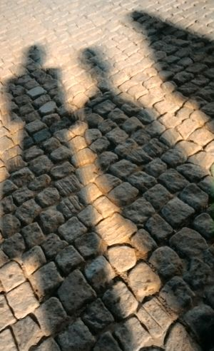 Shadows Shadows & Lights Light And Shadow Lights And Shadows Check This Out Cobblestone Streets Cabblestone Stone Pavement Pavements Taking Photos Eyeemphoto Live For The Story