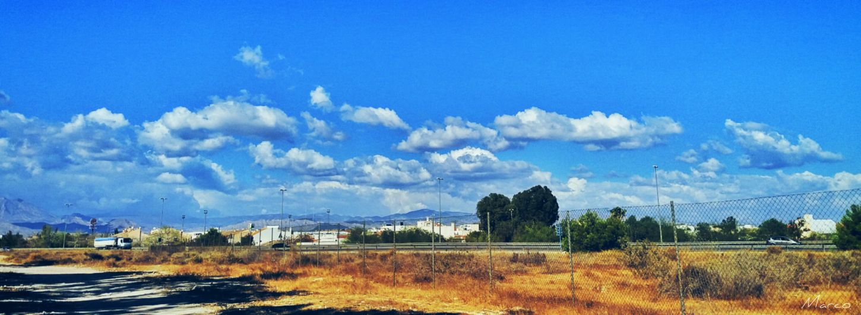 Blue Landscape Tranquil Scene Cloud Tranquility Scenics Rural Scene Nature Hdrphotography Picsartrefugees