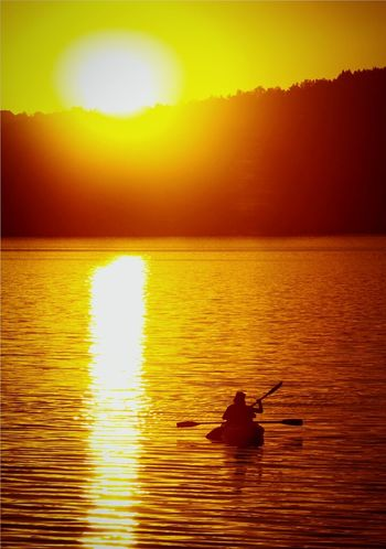 Sunset Jezioro żywieckie Relaxing Enjoying Life Lakezywieckie Capture The Moment Canon50D Canonphotography Canon Lake Sun