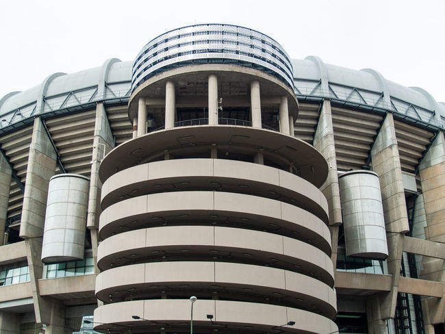 Architecture EyeEm Best Shots EyeEmNewHere Football Geometric Architecture Santiago Bernabéu Stadium Sport In The City Stadium Teamwork Urban Lifestyle Architectural Column Architectural Feature Architecture Building Building Exterior Built Structure City Clear Sky Day First Eyeem Photo Geometric Abstraction Lifestyles Low Angle View Modern Nature No People Office Office Building Exterior Outdoors Pattern Santiago Bernabeu Sky Skyscraper Sport Sport Building Still Life Striped Tall - High Team Team Sport Tower