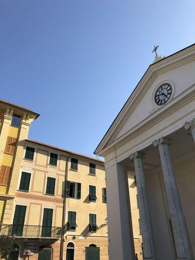 Sestri's church