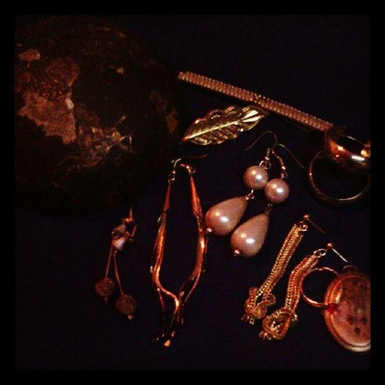 Heirlooms.... Repaired grandma's Jewelry