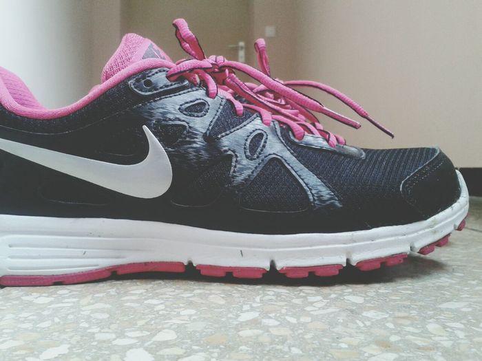 Nike✔ Sportshoes Love Them ❤ Hashtag :P