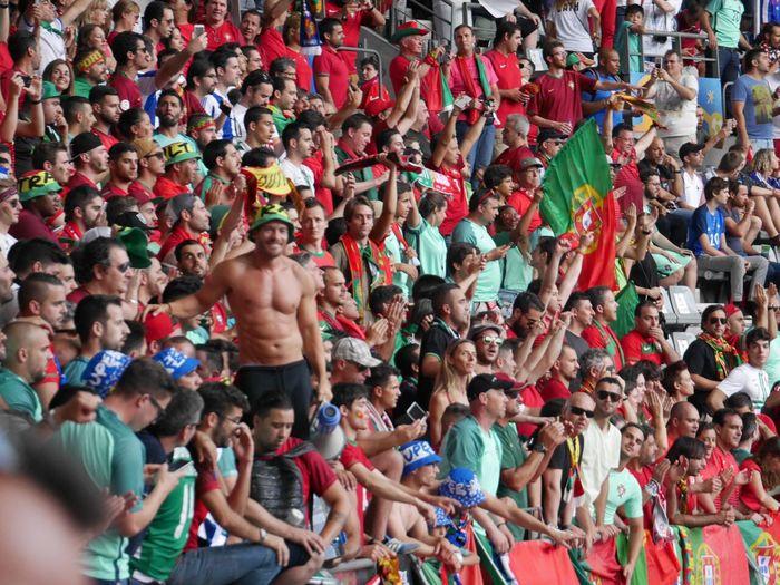 Portugal ForçaPortugal Euro 2016 Euro 2016 France stade de France