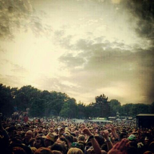 #clouds #sky #juicy_beats_2009 #openair #landscape #Deichkind Clouds Sky Landscape Deichkind Openair Juicy_beats_2009