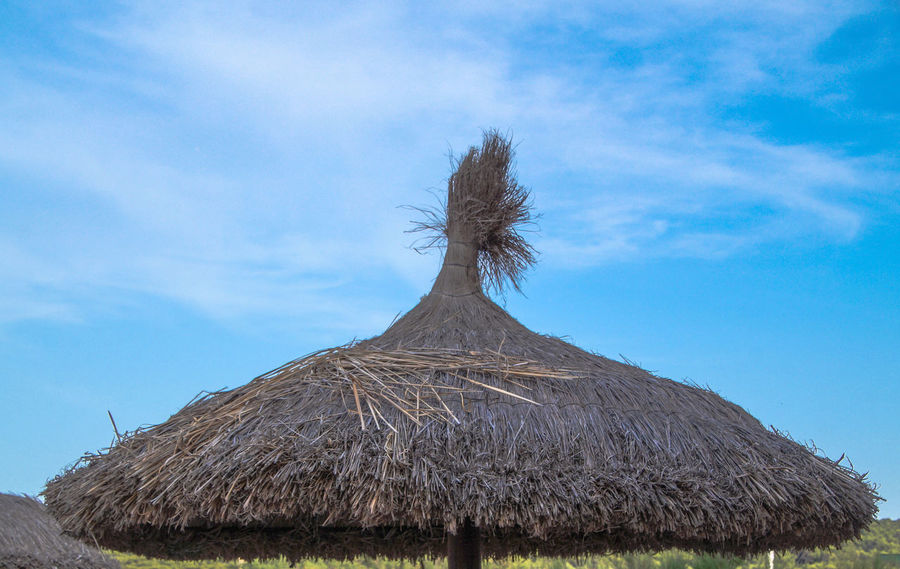 Beauty In Nature Branch Cloud - Sky Day Growth Landscape Nature No People Outdoors Scenics Schirn Sky Sonnenschirm Tranquility Umbrella Sommergefühle An Eye For Travel Creative Space The Still Life Photographer - 2018 EyeEm Awards