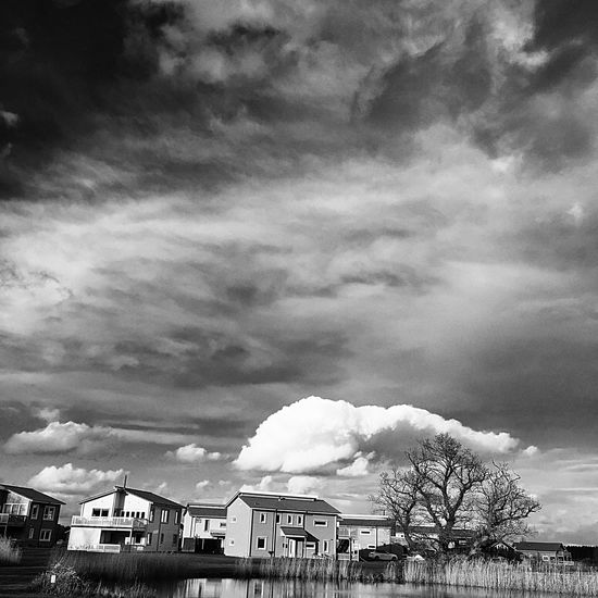 Black&white Clouds And Sky Taking Photos Silly #funny #loveable #me Silence Before The Storm EyeEm Nature Lover
