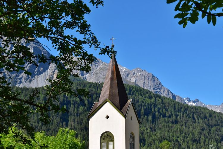 Church Engadin Engadine Switzerland Engiadina Ftan  Mountain Mountain View Mountains Nikon Scuol Switzerland Switzerlandpictures Vulpera