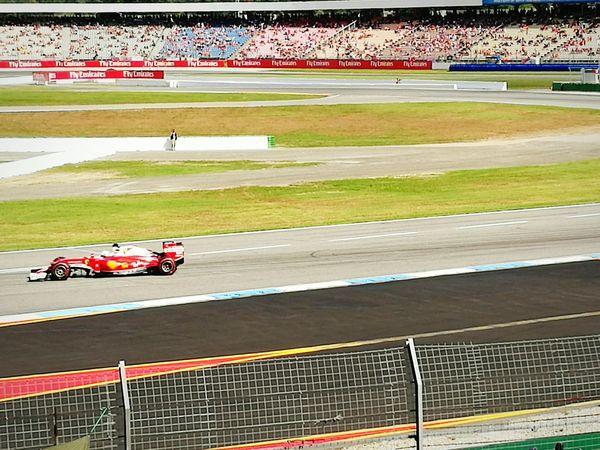 Hockenheim Ferrari Formel 1