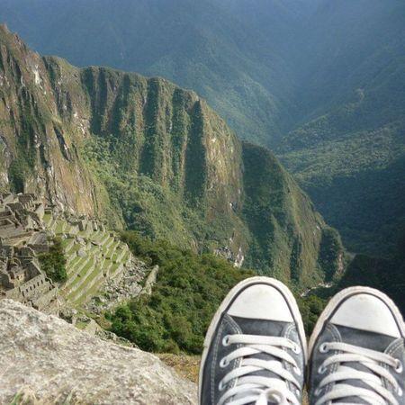 Machupichu Converse Always Peru Cuzco Holidays Converseallstar Traveling