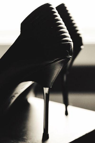 My Heels Focus Object