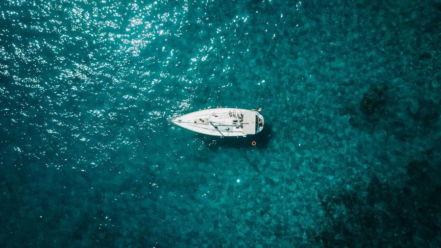 boat trip Canary Islands Drone  EyeEm Best Shots EyeEmNewHere Adventure Blue Boat Day High Angle View Luxury Marine Mode Of Transportation Nature Nautical Vessel Outdoors Sailboat Sailing Sea Sport Tenerife Transportation Travel Turquoise Colored Water Yacht The Traveler - 2018 EyeEm Awards