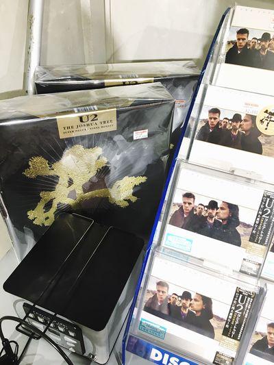 完全に忘れてた、、、( ˙༥˙ ) U2 Joshua Tree WOW Rock Music Music Photography
