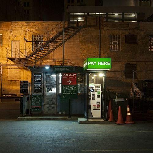 Chicago Emptyparkinglot