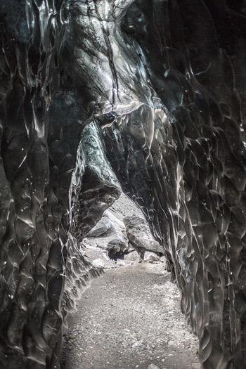 Ice Iceland Nature Cave Glacier Iceberg Icecave Mountain Rocks