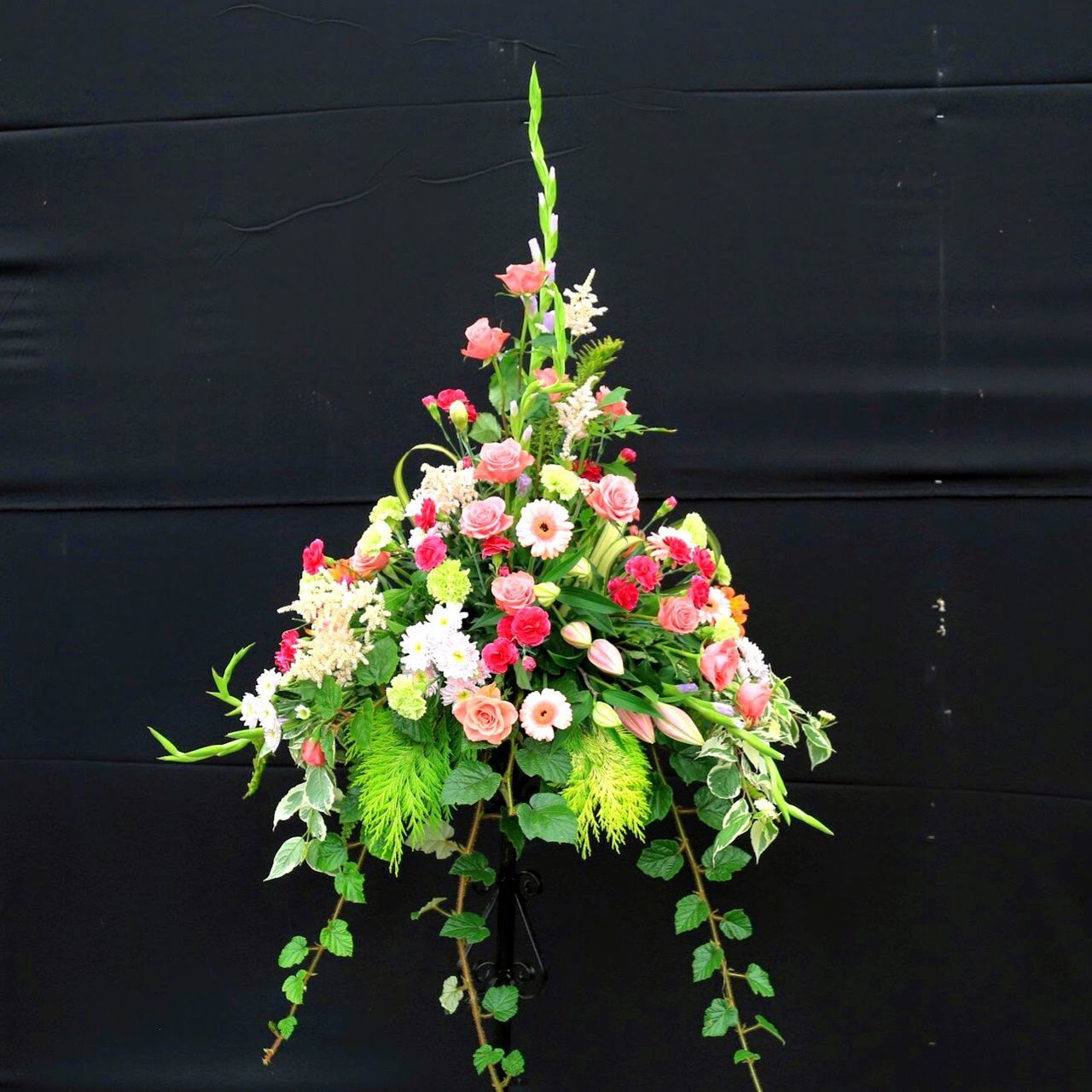View Of Flower Bouquet
