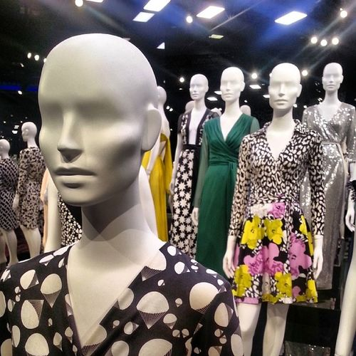 Lacma DianeVonFurstenburg DVF JourneyOfADress Art Fashion LosAngeles California