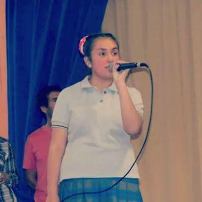 Hoy volvi a cantar despues de mucho, me siento feliz 🎤 Instachile Sing Happy Me Teletón2014 Teletonsomostodos