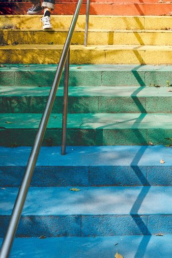 Art Is Everywhere EyeEmNewHere Steps Steps And Staircases EyeEm Best Shots Motion Colors Colorful