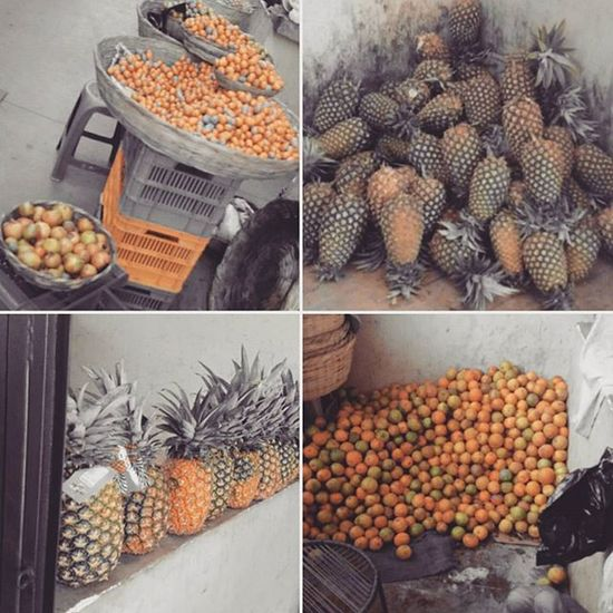 Día de frutas