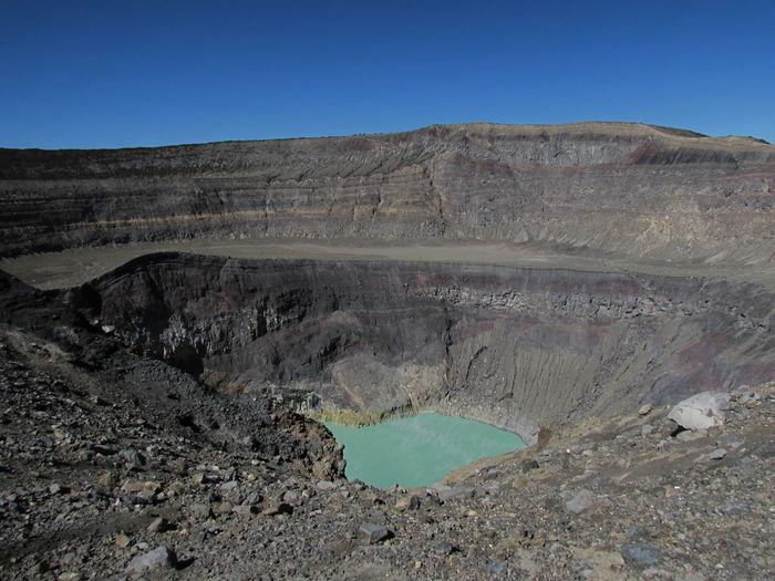 Ilamatepec Volcano, El Salvador. Volcano Landscape Nature_collection Elsalvadorimpresionante ElSalvador  Lava