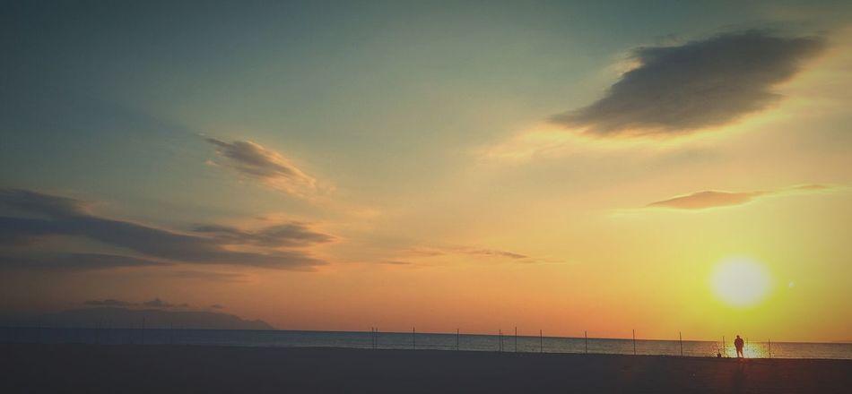 Sunset 2☺