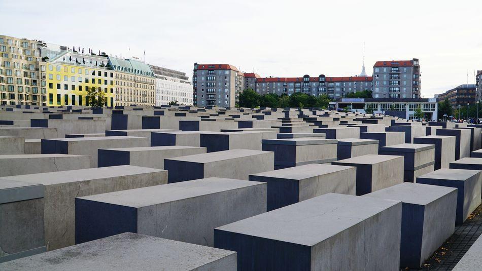 HolocaustDenkmal Memorial HolocaustDenkmal In Berlin History Berlin, Germany  Holocaustdenkmal Built Structure Berliner Ansichten