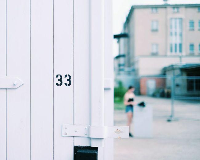 33. I See Numbers Number Numbers 33 Doors