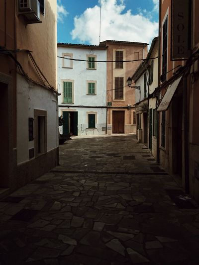 Inca Travel Photography Traveling SPAIN VSCO Vscocam Palma De Mallorca Old Town Hanging Out