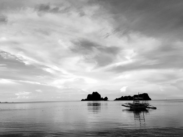 Live For The Story Isla Gigantes Cloud - Sky Sea Water Low Tide Nature