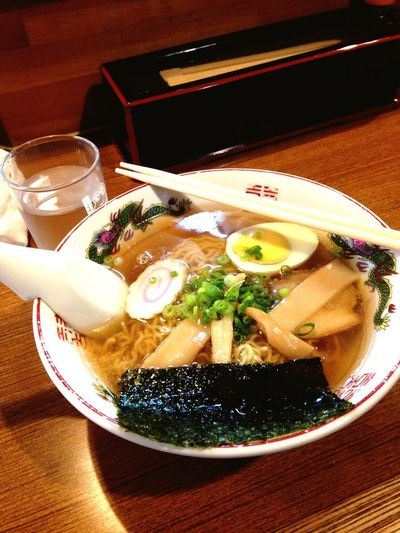 Ramen is a great way to eat Vegetable Drinking Glass White Color Egg Seaweed Shopsticks Spoon Food And Drink Food Japanese Food Asian Food Healthy Eating Indoors  Freshness Ready-to-eat Bowl Table Still Life Soup High Angle View Serving Size No People First Eyeem Photo