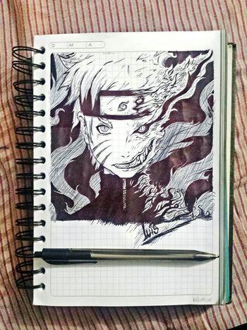 Narutodraw Drawing Animedrawing  Anime Anime Drawing Pen Drawing Naruto Mangaart Manga