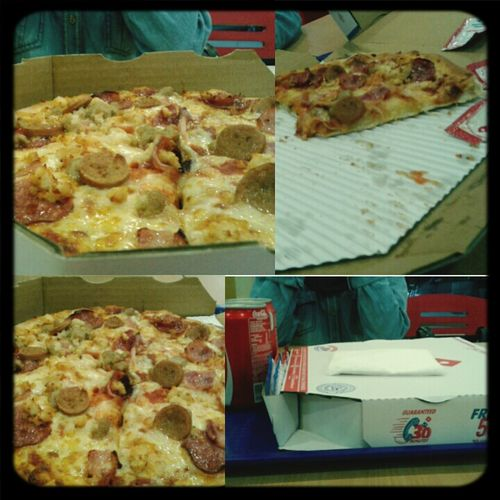 Food, Domino Pizza