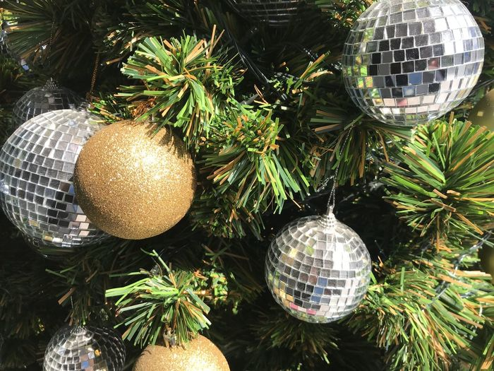 Ball Bauble Celebration Celebration Event Christmas Christmas Bauble Christmas Decoration Christmas Lights Christmas Ornament Christmas Tree Close-up Cultures Day Decoration Hanging Holiday Holiday - Event Indoors  No People Sphere Tradition Tree