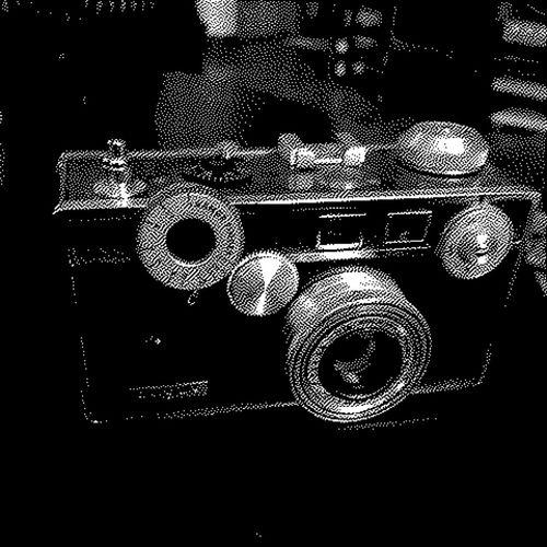 Analogue Photography 8 Bit Argus C3 Vintage Camera Rangefinder Black And White Bnw Monochrome 35mm Camera Antique Retro