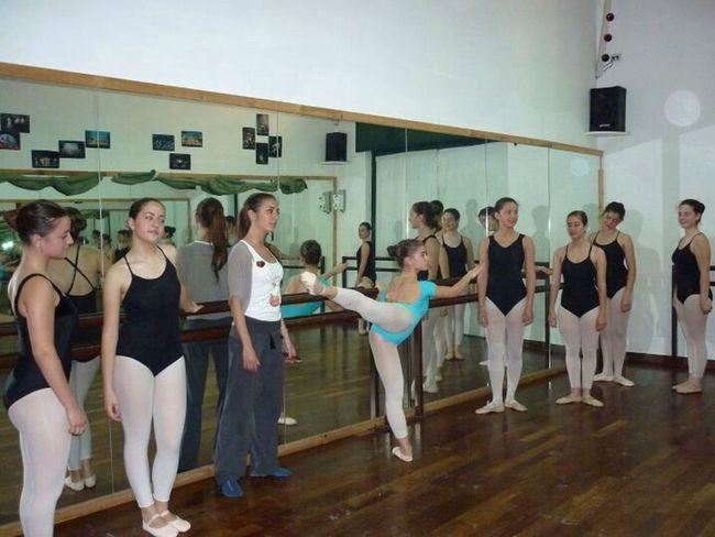 Danse Classique Danza Classica Bailarina Ballett