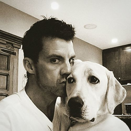 Puppy Love Yellowlab Labrador Retriever Cuddlebuddy Unconditional Love HugsAndKisses
