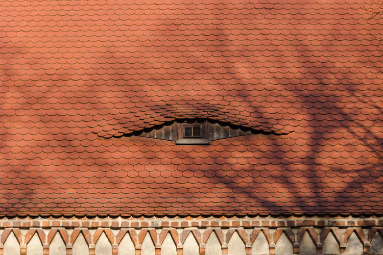 Close-Up Of Roof