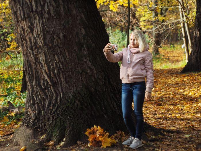 Tree Blond Hair