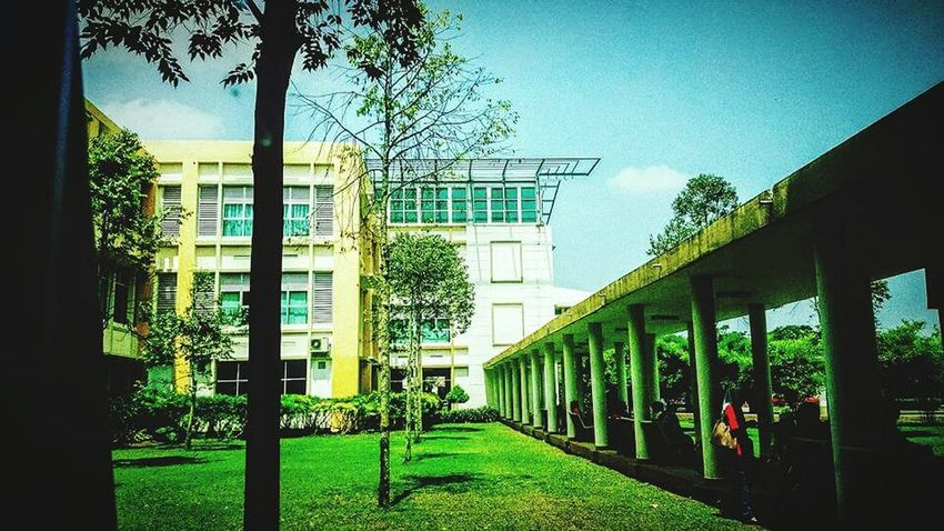 Hospital At Alor Setar Malaysia Built Structure Beauty In Nature