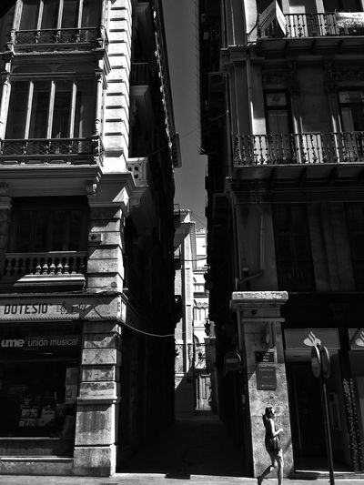 Black And White Streetphotography