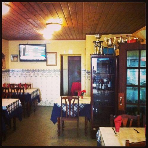 Pausa para o almoço! Odemira. Portugal