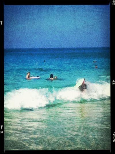 Being A Beach Bum