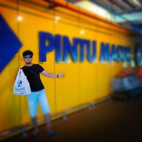 Carrefour.. Shopp Mall Sunsetroad Denpasar