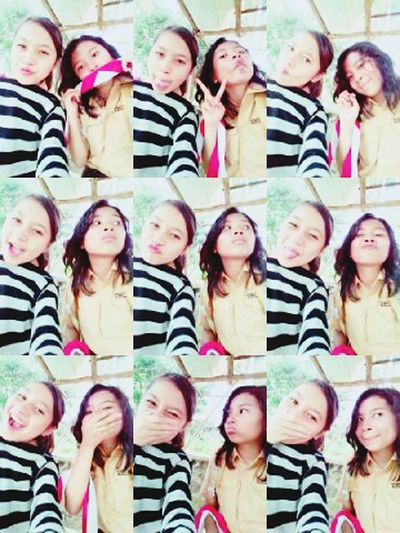 Lalaala EyeEm Indonesia Funny Faces Crazyselfie  CrazyGirl♥ Asiangirl Famous People NoJudge Justtap2times