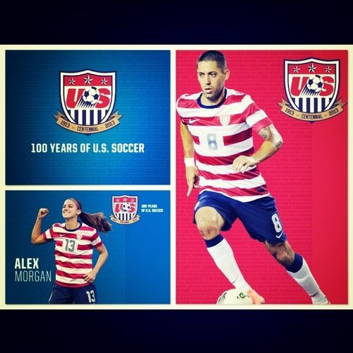 Favorite U.S. National Team Players⚽❤