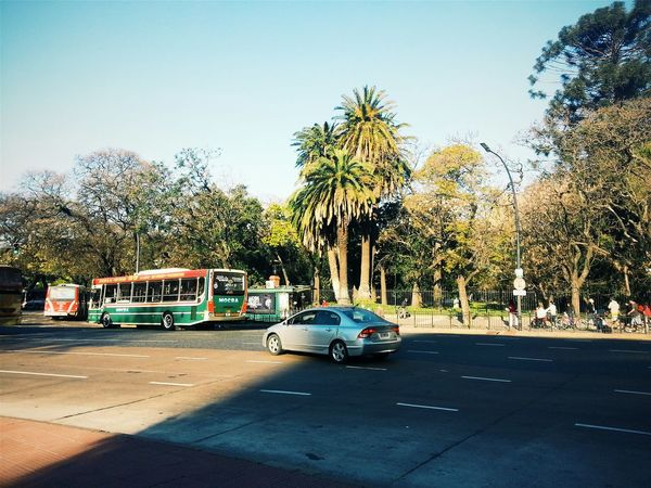 Buenos Aires. 🏢🚃🚗
