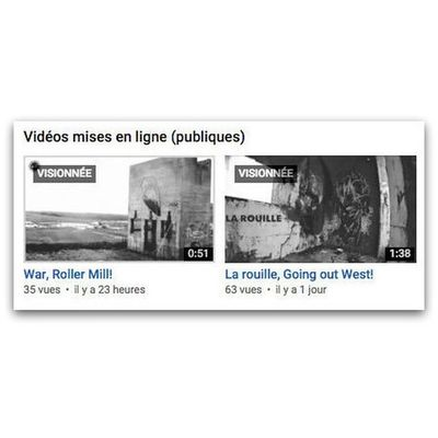 https://www.youtube.com/channel/UCX7LypVEROsRW7FYLd5k4HQ Blackandwhitephotography Blackandwhite Urbex Bretagne Larouille War Jeer Finistere